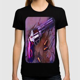 The Wheel Gun T-shirt