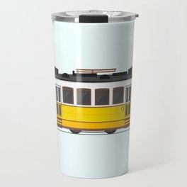 Lisbon 28 Tram Travel Mug