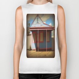 For sale at $2,000 - The house, not the Print! Biker Tank