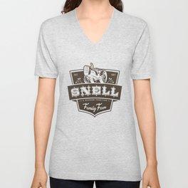 Snell Family Farm Unisex V-Neck