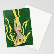 Call Me, Jimmy (Homage to Blanka from Street Fighter) Stationery Cards