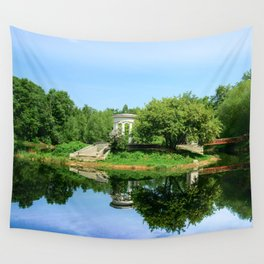 The first day of summer Wall Tapestry