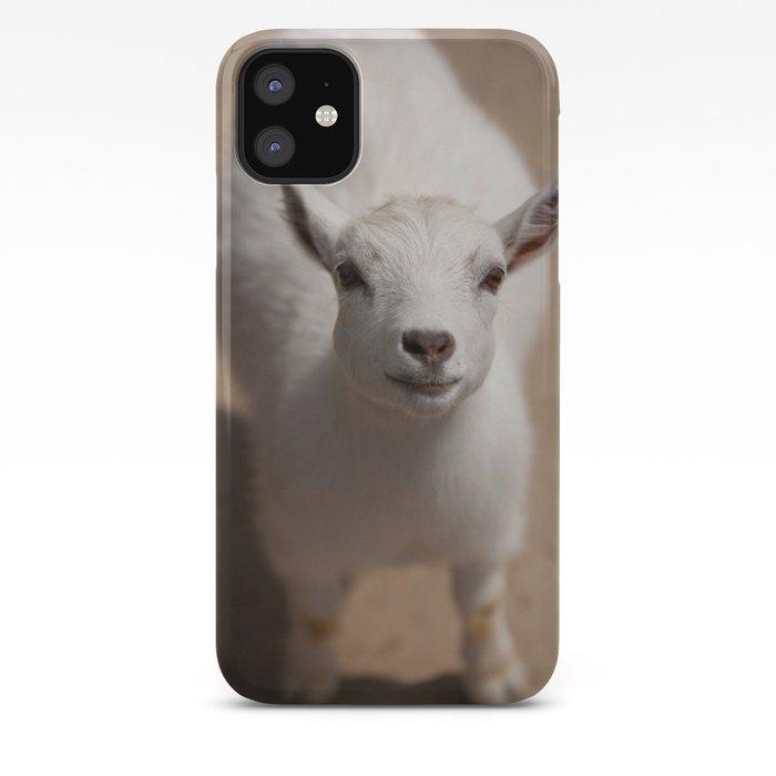 Goat iPhone 11 case
