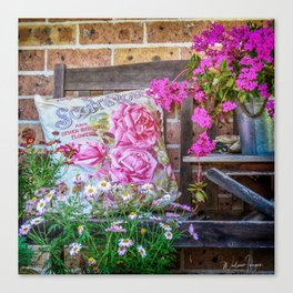 Sunday Afternoon Canvas Print