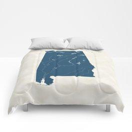 Alabama Parks - v2 Comforters