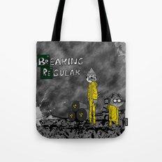 Breaking Regular Tote Bag