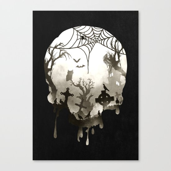 The Darkest Hour Canvas Print