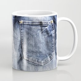Blue Jeans Never Goes Out Of Style Coffee Mug