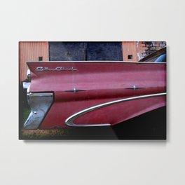 Pontiac Star Chief Metal Print