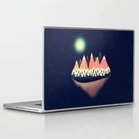 decal Laptop & iPad Skins featuring The Other Side by Zach Terrell