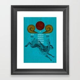 sundress Framed Art Print