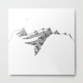 himalai Metal Print