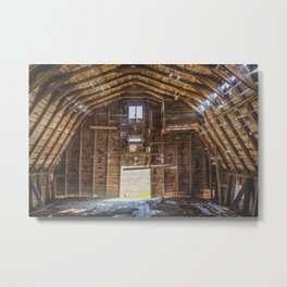 Adam Hoffman Homestead 20 Metal Print