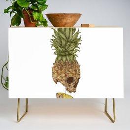 Pineapple Skull Credenza