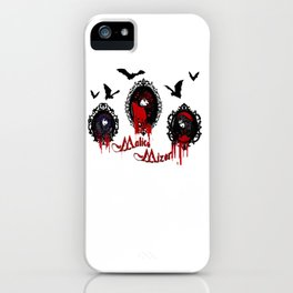 The Malice Family iPhone Case
