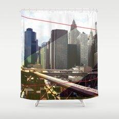 NY01 Shower Curtain