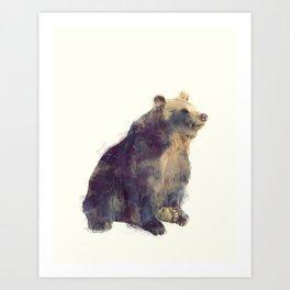 Bear // Nova Art Print
