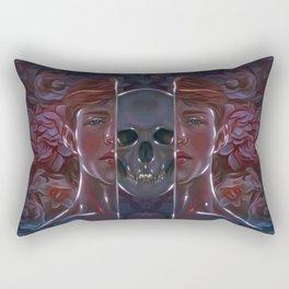 Mortal beauty Rectangular Pillow