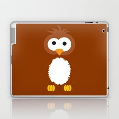 Minimal Owl Laptop & iPad Skin