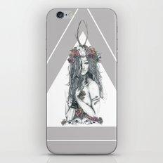 Nature Girl iPhone & iPod Skin