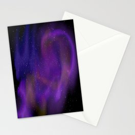 Spacey space Stationery Cards