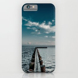 Fly 2 the Pier - LG iPhone Case