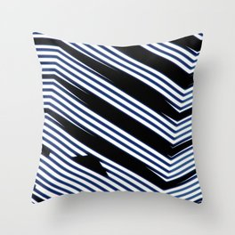 Nikkei Added Value Throw Pillow