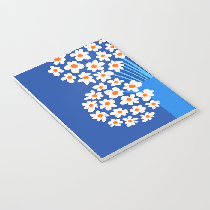 Abstraction_FLORAL_Blossom_001 Notebook