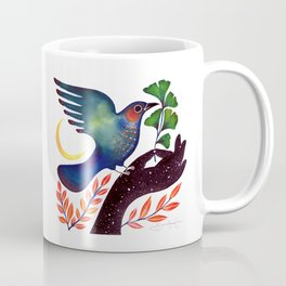 Trust the Universe Coffee Mug