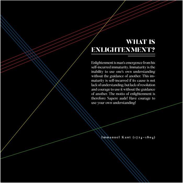 Philosophia I: What is Enlightenment? Comforters