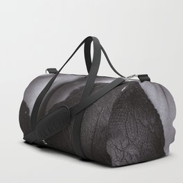 Black Lingerie Duffle Bag