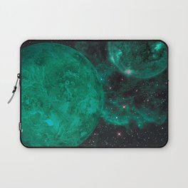 Cerulean the Wandering Star Laptop Sleeve