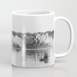 Camargue Horses V Coffee Mug