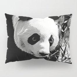 Panda Bear Pillow Sham