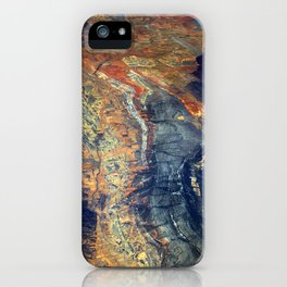 Folded Rock iPhone Case