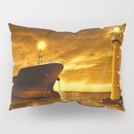 lighthouse Pillow Sham