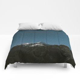 Annapurna Himalayas Comforters