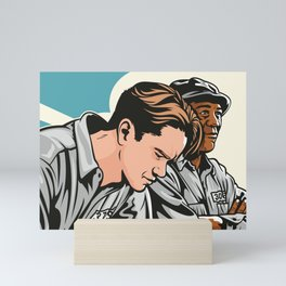The Shawshank Redemption Mini Art Print