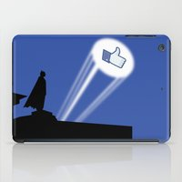 gotham iPad Cases featuring Gotham Like by Tony Vazquez