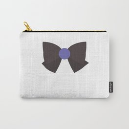 Sailor Saturn Bow Carry-All Pouch