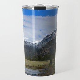 A Beautiful View Travel Mug