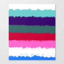 Colors Divine Canvas Print