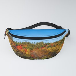 Fall in New England. USA. Fanny Pack