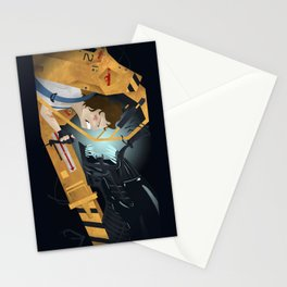 Ripley V Queen Stationery Cards
