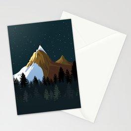 Mirror landscape Stationery Cards