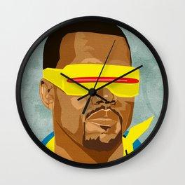 Chicago's Hip Hop Hero Wall Clock
