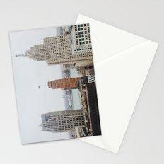 Architectual Variety - Detroit, MI Stationery Cards