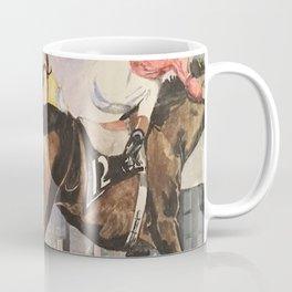 Stretch Run Coffee Mug