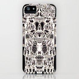 Coatlicue iPhone Case
