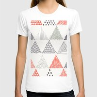triangle T-shirts featuring Triangle by samedia